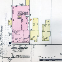 Hotel Sheldon., map detail (Sanborn Map Company, 1910).jpg