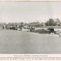 Barge Canal Terminal at North Tonawanda, photo (1916).jpg