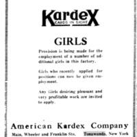 Kardex, ad (Tonawanda News, 1920-04-06).jpg