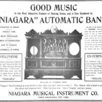 Niagara Auomatic Bands, photo ad (Billboard, 1911-12-09).jpg