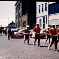 Fire Dept Parade on Sweeney Street, National Hose Co No 1, photo (1961).jpg