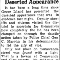 Goose Island Bears Deserted Appearance, article (1936-03-10).jpg