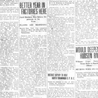 Better Year in Factories Here, Artizan mentioned (Tonawanda News, 1922-01-14).jpg