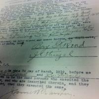 New directors elected, Birnie and Woodruff remain (Niagara County Clerk, 1919-03-03).jpg