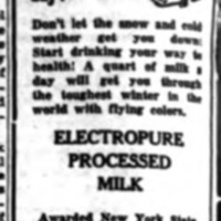 Twin City Dairy, ad (Tonawanda Evening News, 1942-03-03).png