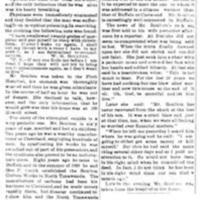 Madness - A bankrupt business man takes morphine, article (Tonawanda News, 1896-09-10).jpg