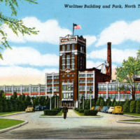 1940s Wurlitzer Building and Park, illustrated postcard  (HST).jpg