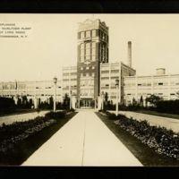 1935ish Esplanade, the Great Wurlitzer Plant, Home of Lyric Radio, photo postcard.jpg