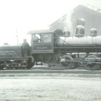 Tonawanda Iron and Steel Company locomotive, photo (1900s?).jpg