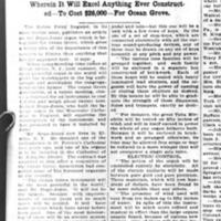 Big organ to be built here to be wonderful instrument, Ocean Grove, article (Elmira Star-Gazette, 1908-01-20).jpg