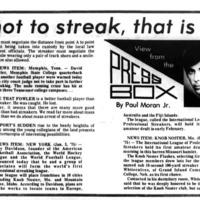 To streak or not to streak, article (Tonawanda News, 1974-03-05).jpg