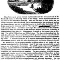Frederick Smith steam mill on Sweeney, Zacharia Taylor, woodcut and article - (Tonawanda Herald, 1881-12-01).jpg