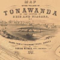Map of the Village of Tonawanda, illustration detail (1857).jpg