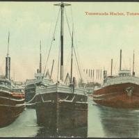 Tonawanda Harbor, postcard (1915).jpg