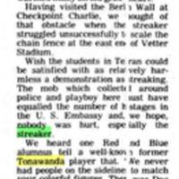 About town - Streaker etc, article (Tonawanda News, 1979-11-24).jpg
