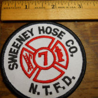 Sweeney Hose Co., NTFD, patch.jpg