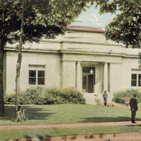 Carnegie Library, illustrated postcard (1910).jpg