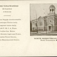 North Presbyterian Church, North Tonawanda, postcard (c1910).jpg