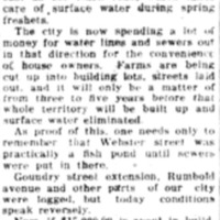 Pettit Creek culvert money better spent elsewhere, Geo H Miliman, (Ton. News, 1925-05-28).jpg