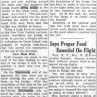 Another Hit, Run Barge Strikes Central Bridge, article (Tonawanda News, 1936-11-13).jpg