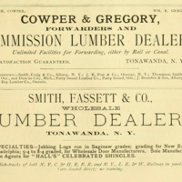 Cowper & Gregory, Smith, Fassett & Co., ad (Commerce, Manufactures and Resources of Buffalo and Environs, 1880).jpg