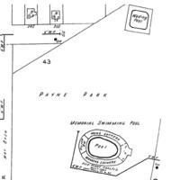 Memorial Pool and Payne Park, map (Sanborn, 1951-01).jpg