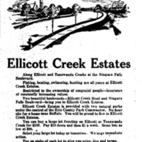 Ellicott Creek Estates, ad (Buffalo Express, 1925-07-15).jpg