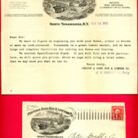 Fenton and Sons Lumber Co, North Tonawanda, illustrated letterhead (1905).jpg