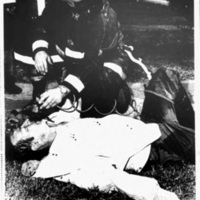Fallen fire chief, Auto-Wheel fire, photo (Tonawanda News, 1972-05-30).jpg