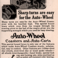 Buffalo Sled Co - Auto Wheel Coaster, ad.jpg