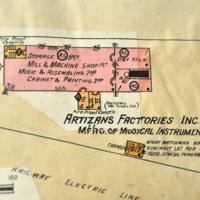 Artizan Factories Inc, map (Sanborn Insurance, HST, 1923).jpg