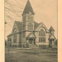Friedens German Evangelical Church, postcard (1908).jpg
