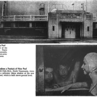 Memorial Pool and vision windows, photos (Buffalo News picture page, 1948-06-30).jpg