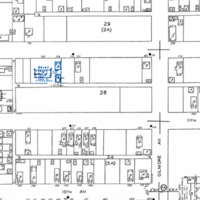 Rojek's Dairy, 125-129 12th Avenue, map detail (1951).jpg
