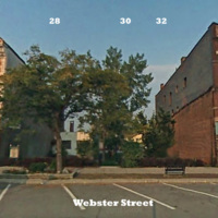 Webster Street, numbered Fowler Block and south (2007-10, Google).jpg