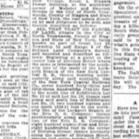 Artizan property and equipment foreclosed upon (Tonawanda News, 1930-02-05).jpg