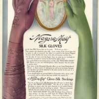 Niagara Silk Mills, Niagara Maid Silk Gloves, advertisement (1910).png