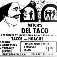 Mitch's Del-Taco, 474 Oliver, ad (1979-08-23).jpg