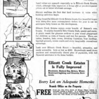 Ellicott Creek Estates, ad (Tonawanda News, 1926-09-25).jpg