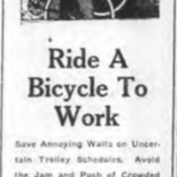 F.J. Errick Bicycles, 236 Oliver, ad (Tonawanda News, 1922-05-31).jpg