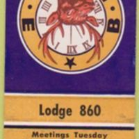 Elks Club, matchbook (c1945).jpg