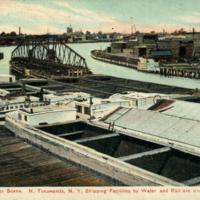 Harbor Scene, postcard (c1900).jpg