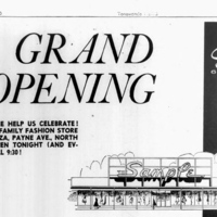 Sample Opens at Mid-City Plaza, illustrated ad detail (Tonawanda News, 1960-09-29).jpg