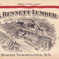 Bennett Lumber Co, illustrated letterhead, detail.jpg