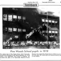 Pine Woods School, photo article (1975-05-03, Tonawanda News).jpg