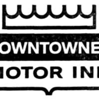 Downtowner Motor Inn, logotype (1966).jpg