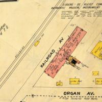 Eugene de Kleist Company, map (Sanborn Insurance Map, HST, c1900).jpg