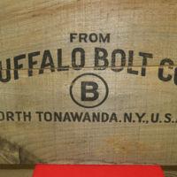 Buffalo Bolt Co, lettered crate.jpg